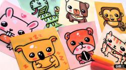 Drawn hamster japanese