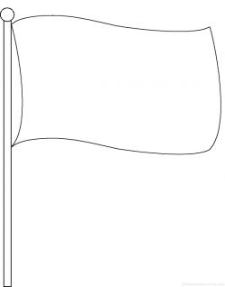 Drawn flag