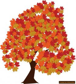 Drawn tree adobe illustrator