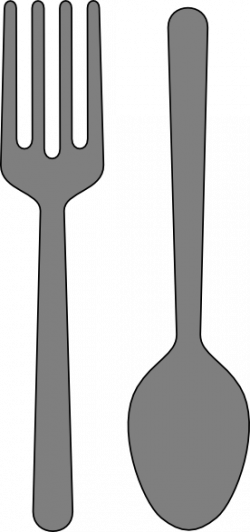 Drawn fork spoon