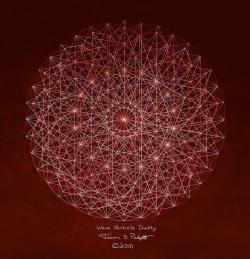 Drawn fractal complex