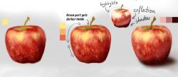 Drawn macbook realistic