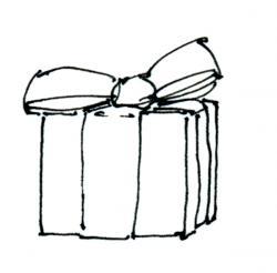 Drawn gift