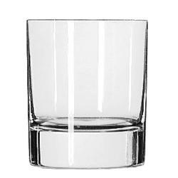 Drawn glass whisky glass