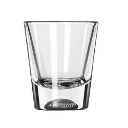 Drawn glasses whisky glass
