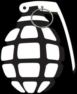 Grenade clipart