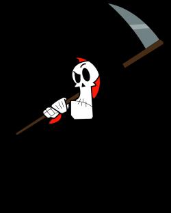 Reaper clipart deviantart