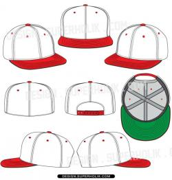 Capped clipart clothing