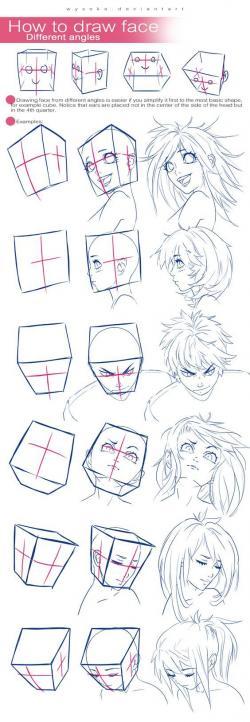 Drawn head head position