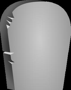 Gravestone clipart blank