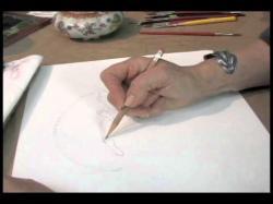 Drawn hedgehog jan brett