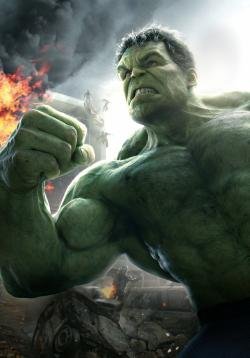 Drawn hulk