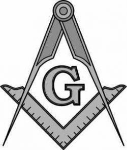 Drawn illuminati black and white
