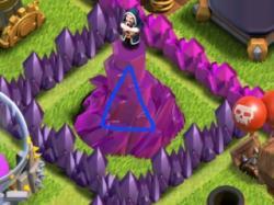 Drawn illuminati clash clan