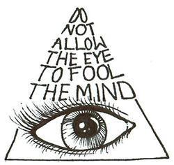 Drawn illuminati cute
