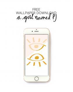 Drawn wallpaper mobile