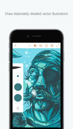 Drawn macbook adobe illustrator