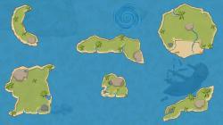 Drawn island