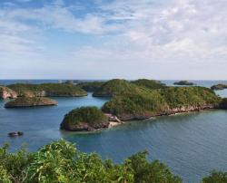 Islet clipart scenic