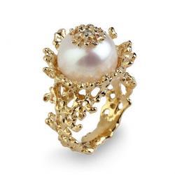 Drawn ivy pearl