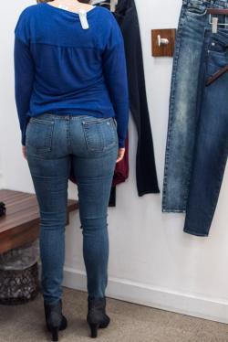 Drawn jeans rag and bone