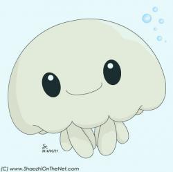 Drawn jellies chibi