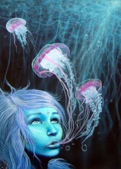 Drawn jellies trippy