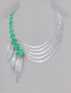 Drawn necklace jewellery
