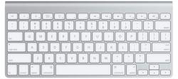 Drawn keyboard apple computer