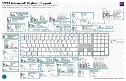 Drawn keyboard premiere pro