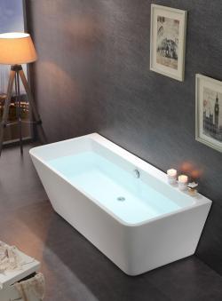 Drawn k.o.p.e.l. bathtub