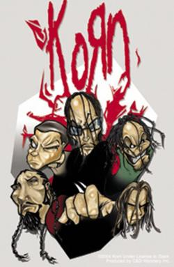 Drawn korn cute cartoon