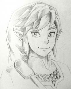 Drawn sword link