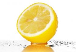 Drawn lemon single