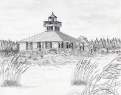 Drawn lighhouse pencil pdf