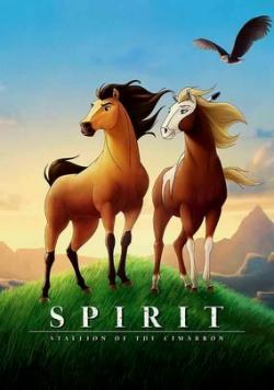 Drawn liquor spirit stallion cimarron