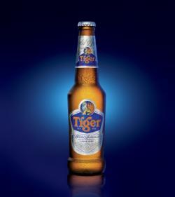 Drawn liquor tiger