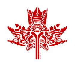 Maple Leaf clipart canada day