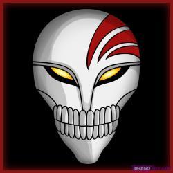 Drawn masks bleach
