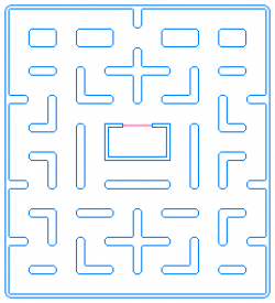 Drawn maze basic