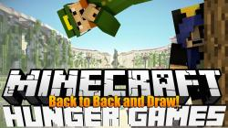 Drawn minecraft minecraft hunger games