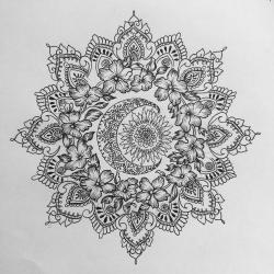 Drawn spirit celestial