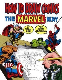 Drawn comics hero