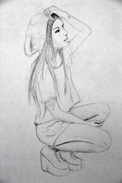 Drawn sanya poor