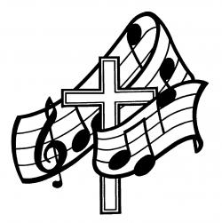Music clipart catholic