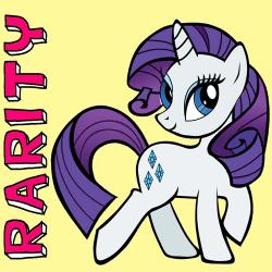 Drawn my little pony easy