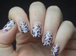 Drawn nail funky