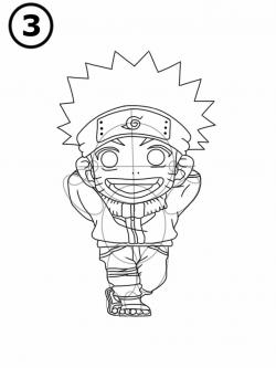 Drawn naruto basic