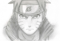 Drawn naruto deviantart