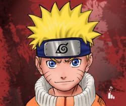 Drawn naruto naruto character